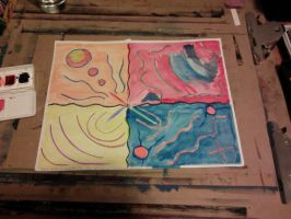 Quadrants by Joeseph and Emily by Astral-Art-Addiction
