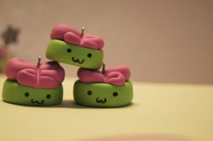 zombie charms by xsuicidemakeover