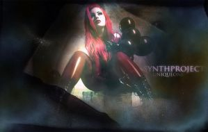 SYNTHPROJECT: Dark Confessional by UniqueOneDesigns