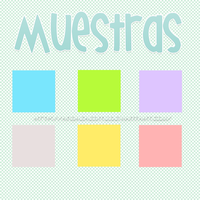 Muestras by ISatQuietly