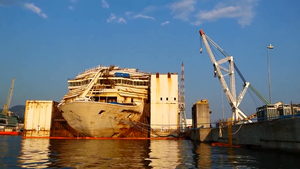 End of the line for Costa Concordia by 121199
