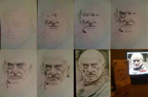 Tywin Lannister wips by pudasbeast