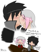 Lovers by Akask1-chibi
