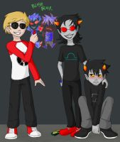 Hey Karkat Is This You by demonoflight
