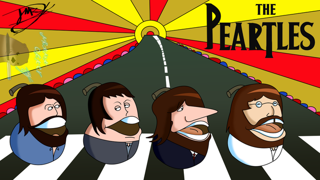 Pearly road [The Beatles parody] {Biting Pearl} by ArtistOtter