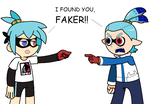 Fakers by JBX9001
