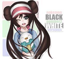 Pokemon Black and White 2 - Trainer by Kyouma