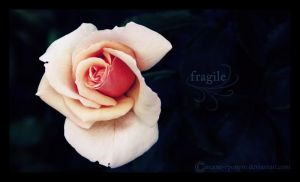 - fragile - by arcane-eponym