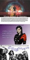 MASSIVE Mass Effect 2 MeMe by ErsbethShadowsong