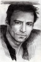 Hugh Jackman by moth-eatn