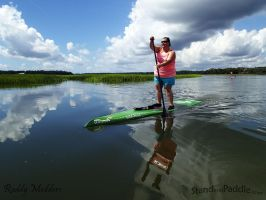Stand and Paddle SUP 5169 by PaddleGallery