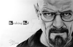 Breaking Bad by DaveSkate92