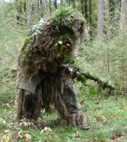Me in my Ghillie Suit II by Ripperkon