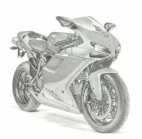 Ducati On...1098 by hellnbak