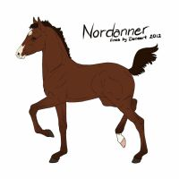 Nordanner 4063 Design Redo by StableDaydreams