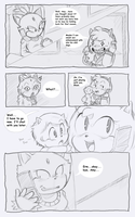 Sonic got Amy Pregnant Pg 75 by sonicxamy09