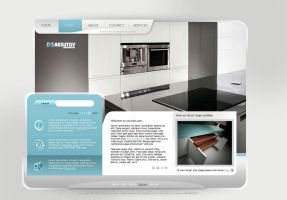 Cabinet Maker Template by sputt