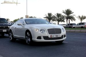 Bentley Continental GT by ramyk
