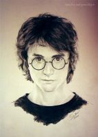 Harry Potter by Teries-art