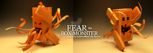 FEAR the Box Monster by zhennu