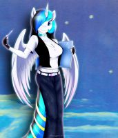 Starveil's Casual and Work outfit(ref description) by BluDraconoid
