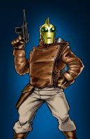 Rocketeer by Caveatscoti