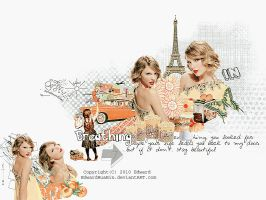 20100820 Taylor Swift by EdwardHuaBin
