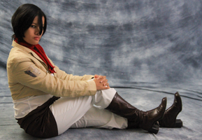 Mikasa 16 by Angelic-Obscura
