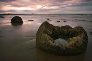 Moeraki Calm by Danwhitedesigns