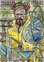 Walter White by SpencerPlatt