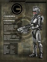 Cyberdrone by DarkAngelDTB