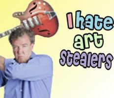 I Hate Art Stealers by Anime-Reality