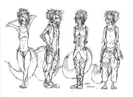 Mareth - Outfit Designs by Faullyn