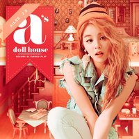 Ailee - A's Doll House by Cre4t1v31