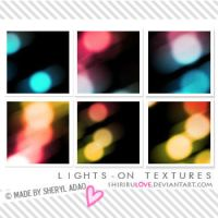 Icon Textures: Lights On by shirirul0ve