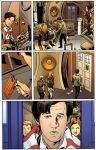 Doctor Who II issue 5 pg 3 by CharlieKirchoff