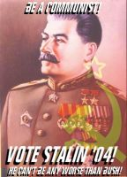 Vote Stalin '04 by Tristikov