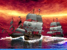 1492 The invasion of paradise by rlcwallpapers