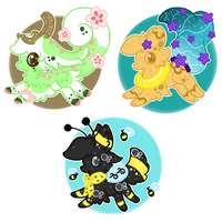 Designs For Sale! (2/3 OPEN) by BittyAngel