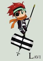 Chibi Lavi by kittypretzels15