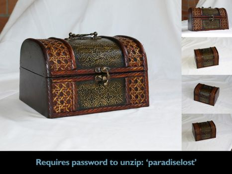Precious - treasure chest 1 by Eyespiral-stock