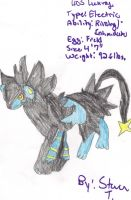 Luxray by RoXoS92