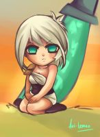 Little Riven by Aoi-Lemon