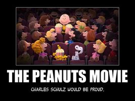 The Peanuts Movie by GreenMachine987