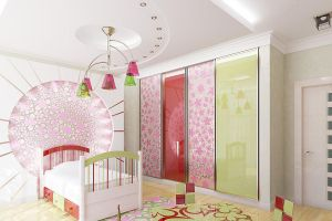 Children's bedroom by tokhtaev