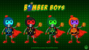 Bomber Boys by AnutDraws