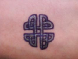 Celtic Knot -1- by Miera42