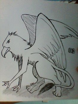 Favorite Mythical Creature by Zuphlaskhai