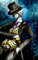 Mad Hatter of Domandare by EnigmaCyphersNight
