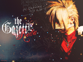 The GazettE Reita by xCaro-chan